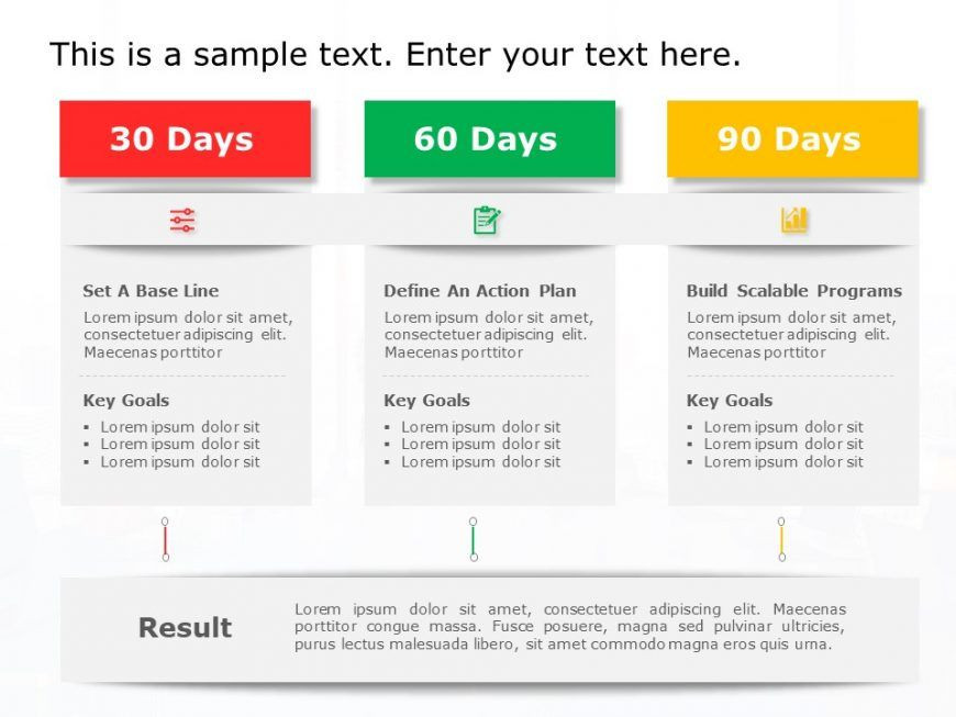 90 Day Game Plan Template Pin On 90 Day Plan