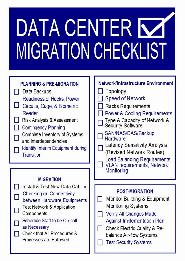 Application Migration Plan Template Migration Project Plan Template Best Costly Data Center