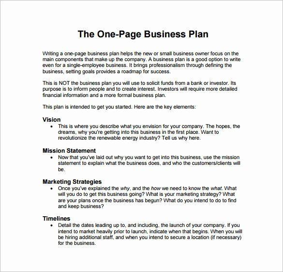 Blog Business Plan Template Business Proposal format Template Best Business Plan