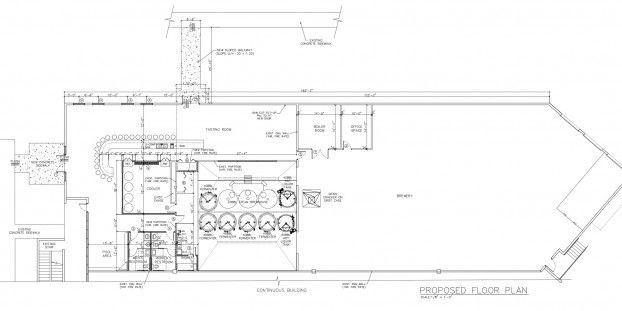 Brewery Business Plan Template Mia Brewing Tasting Room Plans