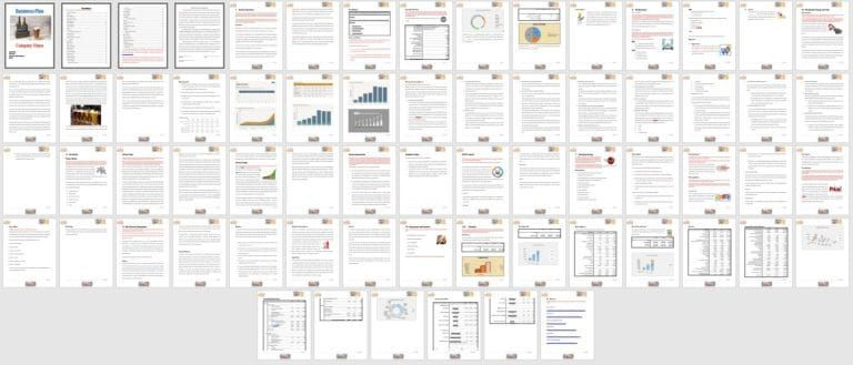Brewery Business Plan Template Microbrewery Business Plan Template In 2020