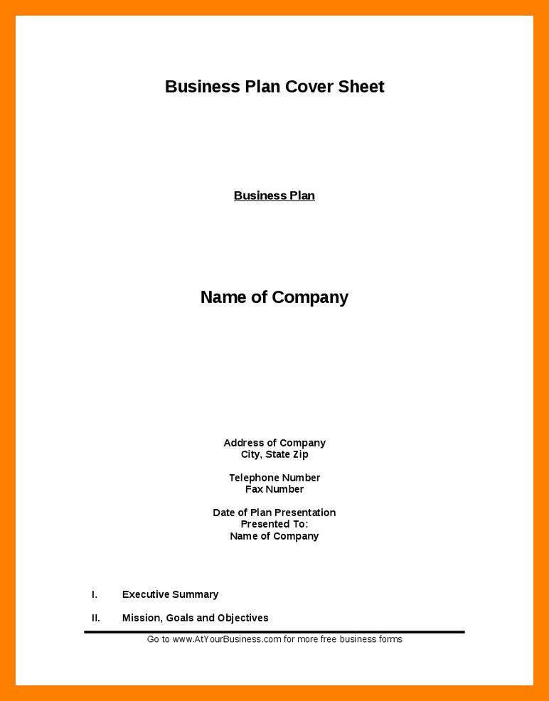 Business Plan Cover Page Template Pin On Simple Business Plan Template for Entrepreneurs