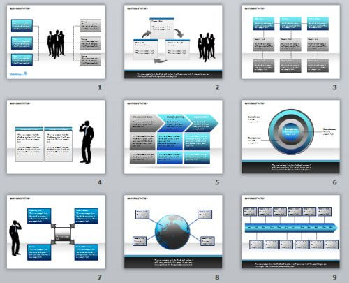 Business Plan Ppt Template Free 5 Free Powerpoint E Learning Templates the Rapid Elearning