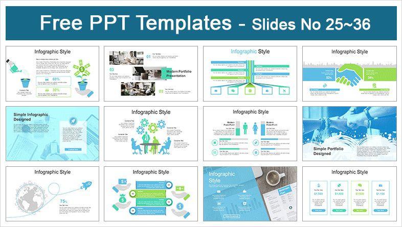 Business Plan Presentation Template Business Plan Powerpoint Template Free Best 2019 Business