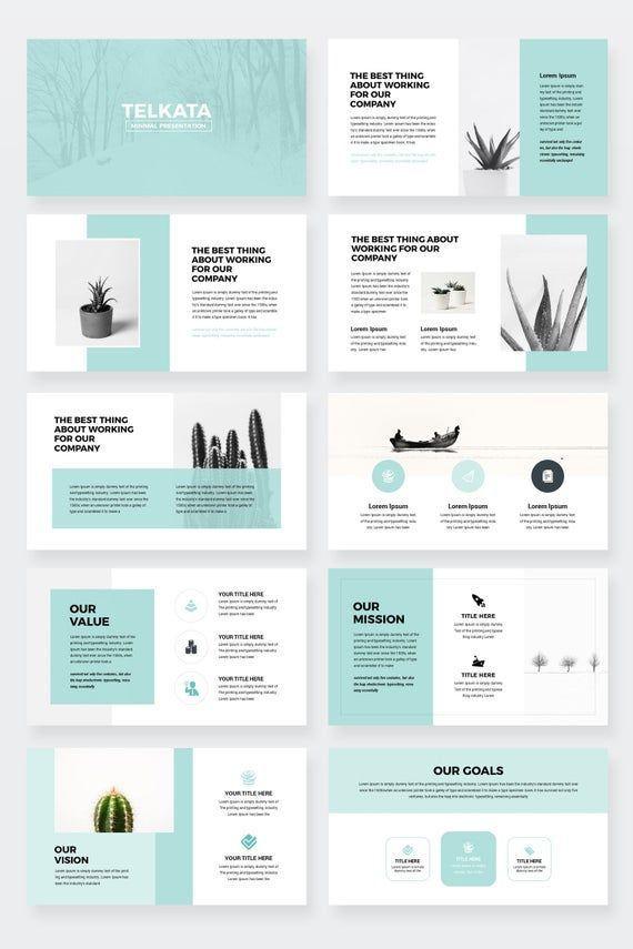 Business Plan Presentation Template Modern Business Plan Google Slides Template Editable Google