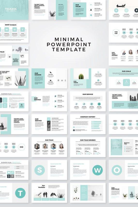 Business Plan Presentation Template Modern Business Plan Powerpoint Template Editable Power