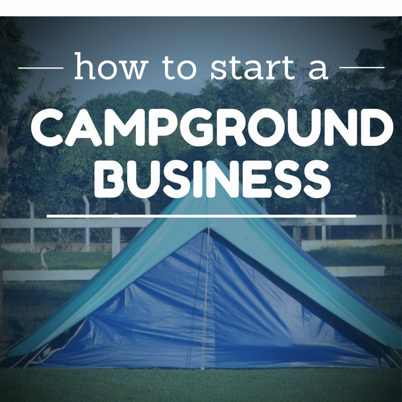 Campground Business Plan Template Campground Business Plan Template Best How to Start A