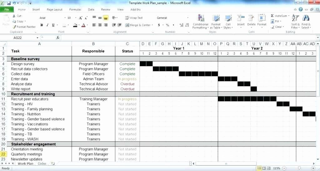 Capacity Planning Template Excel Resource Capacity Planning Excel Template Awesome Resource