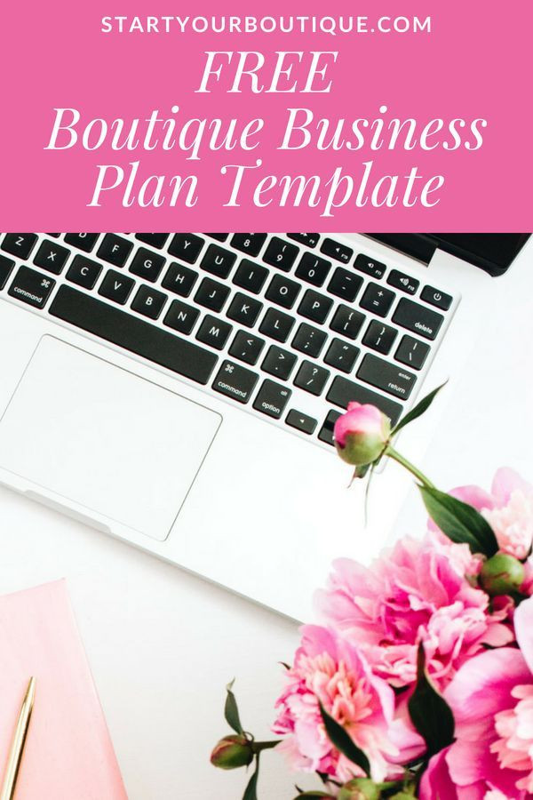 Clothing Business Plan Template How to Create A Business Plan for Your Line Boutique