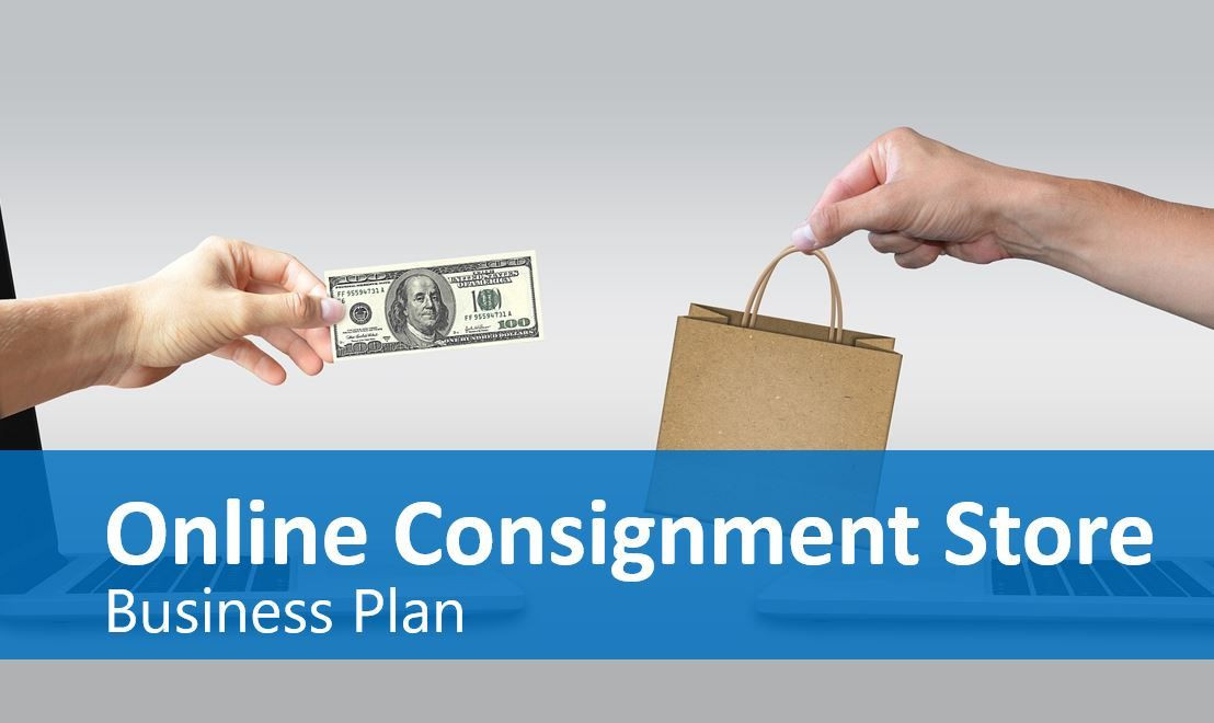 Consignment Shop Business Plan Template Start An Line Consignment Store with This Full Business