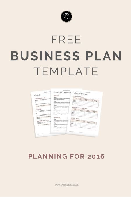 Creative Business Plan Template Freelance Business Plan Template Free Download