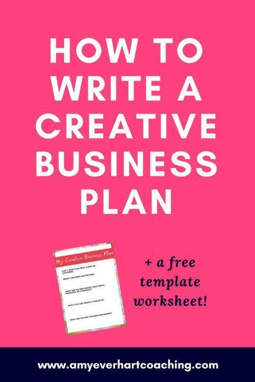 Creative Business Plan Template Pin On Increase Your Productivity