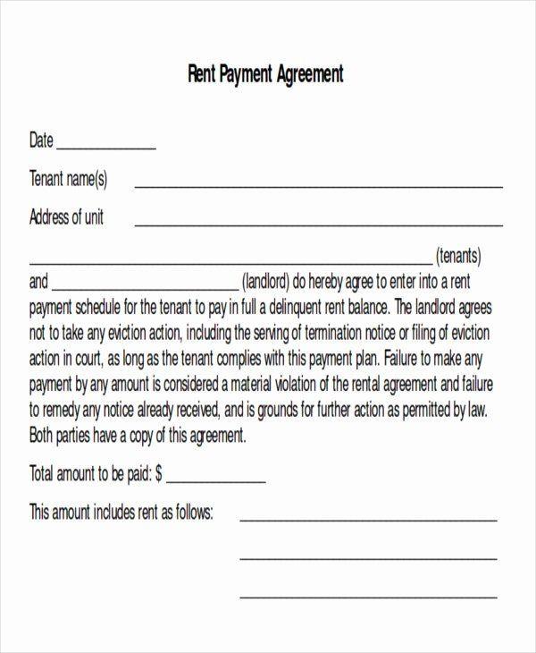 Dental Payment Plan Agreement Template Payment Plan Agreement Template Unique Sample Payment Plan
