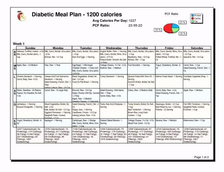 Diabetic Meal Planning Template Diabetic Meal Planning Template Best Famous Diabetic Diet