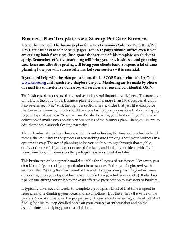 Dog Daycare Business Plan Template Dog Daycare Business Plan Template Elegant Business Plan