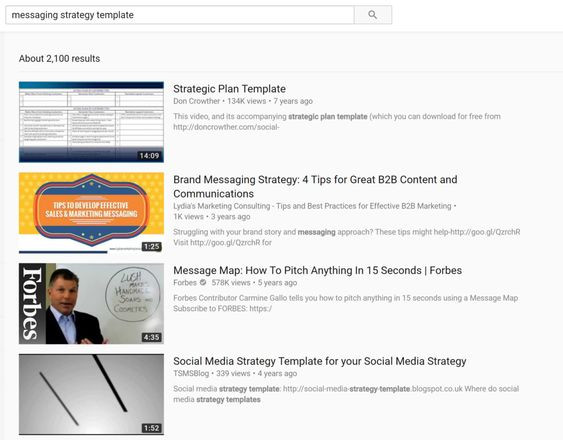 Don Crowther Strategic Plan Template Seo Optimization Guide