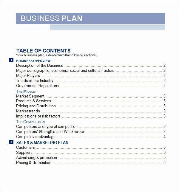 Ecommerce Marketing Plan Template E Merce Business Plan Template New Business Plan Template