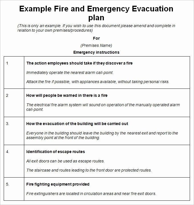 Emergency Evacuation Plan Template Free Home Evacuation Plan Template Best Emergency Procedures