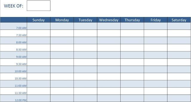 Employee Training Plan Template Excel Employee Training Schedule and Materials Template