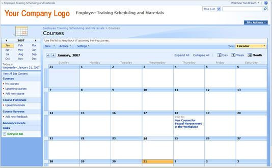 Employee Training Plan Template Excel How to Create A Training Plan In Excel