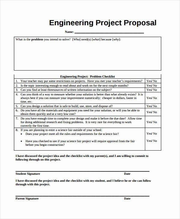 Engineering Project Plan Template Engineering Project Plan Template New Free 9 Project