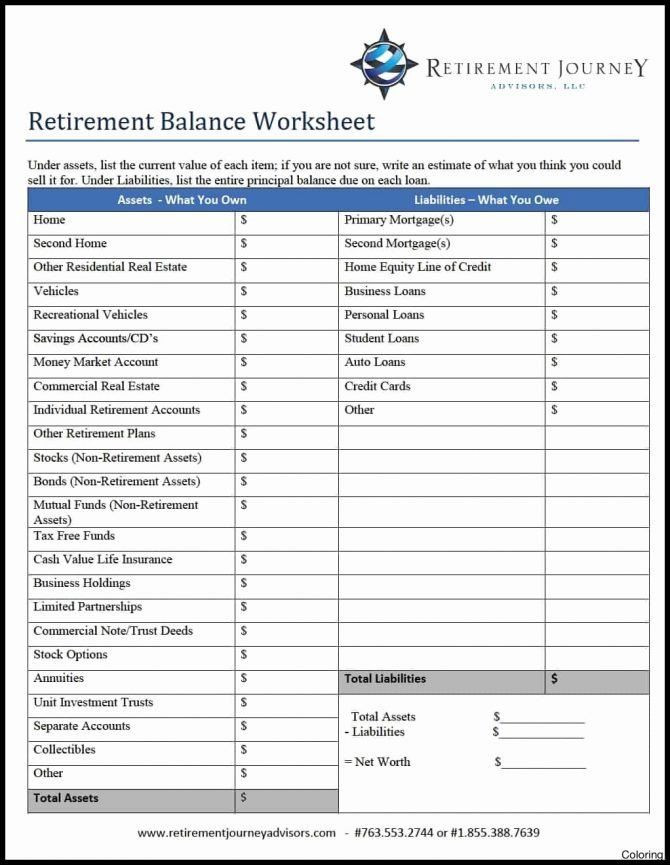 Estate Planning Worksheet Template Estate Personal Property Inventory form Beautiful Estate