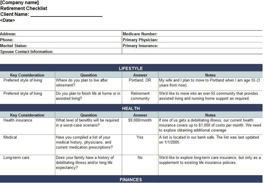 Estate Planning Worksheet Template Estate Planning Worksheet Template Estate Planning