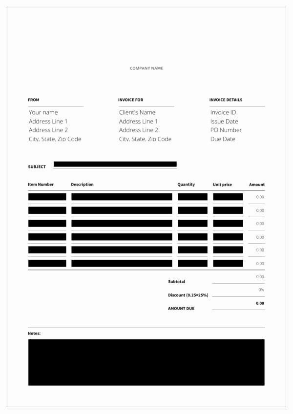 Event Planner Invoice Template event Planner Invoice Template Unique Free 11 event Planning
