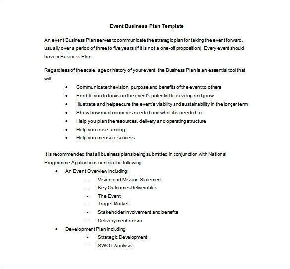 Event Planning Template Pdf 11 Free event Planning Templates