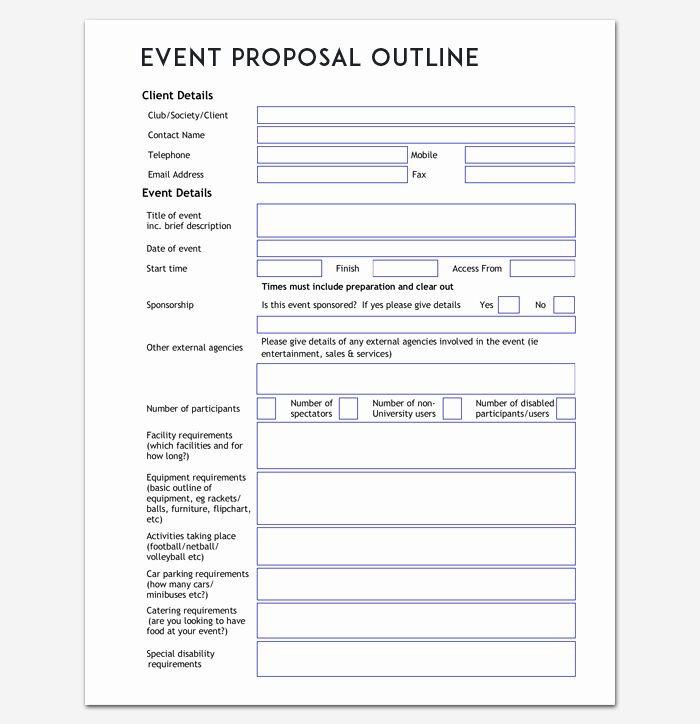 Event Planning Template Pdf event Planning Template Pdf Elegant event Outline Template 9