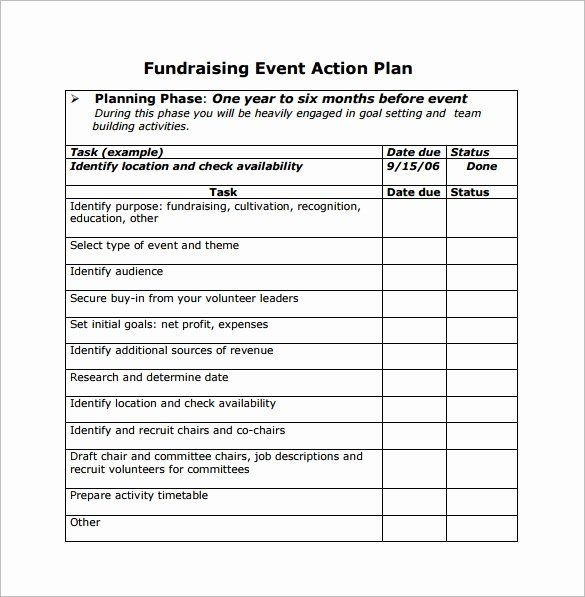 Event Planning Template Pdf Excel event Planning Template Inspirational event Planning