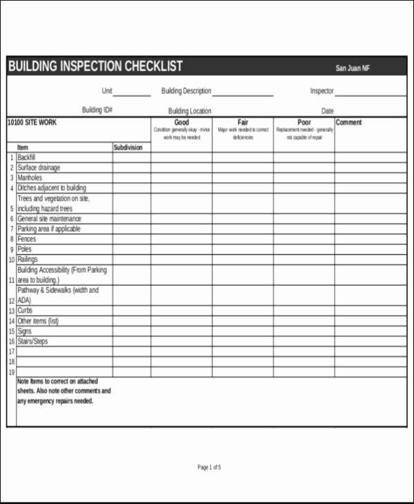 Facility Maintenance Plan Template Building Maintenance Schedule Template Unique Free 24