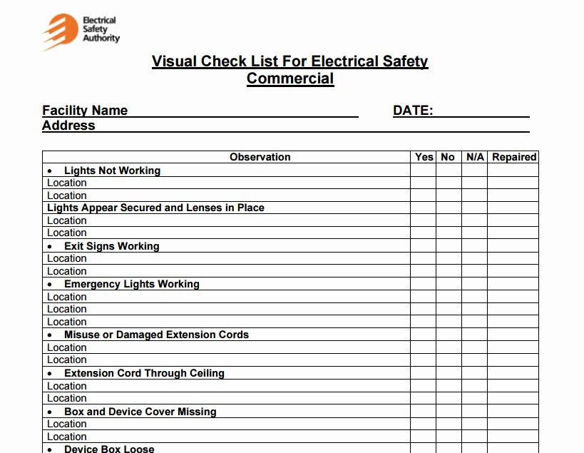 Facility Maintenance Plan Template Facility Maintenance Schedule Excel Template New 4 Facility
