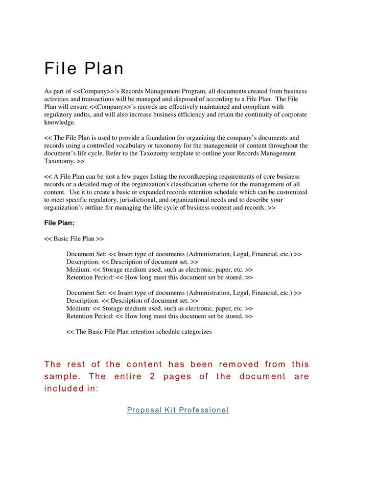 File Plan Template Records Management File Plan Template Records Management Inspirational 25 Best