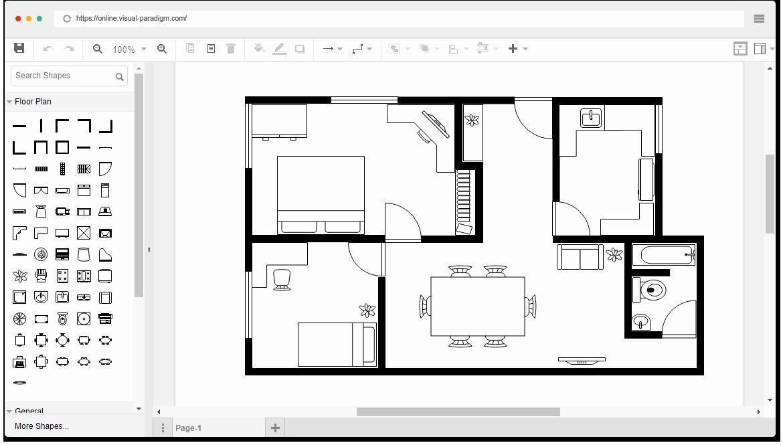 Floor Plan Design Template Powerpoint Floor Plan Template Luxury How to Make A Floor
