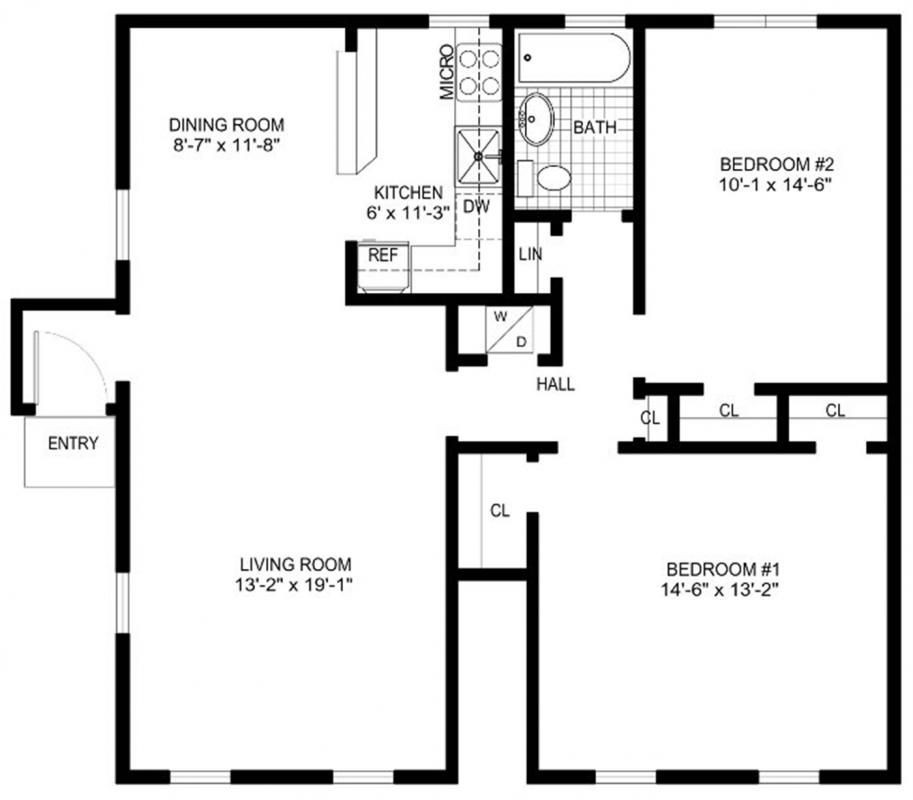 Floor Plans Template Free Floor Plan Template