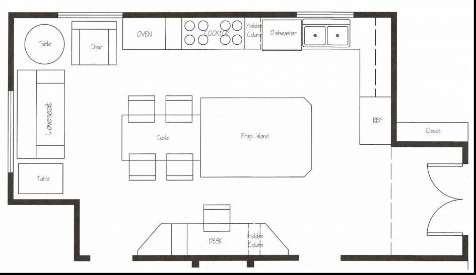Free Floor Plan Template Flooring Kitchen Layout Templates Restaurant Floor Plan