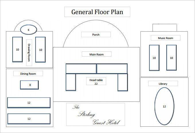 Free Floorplan Template Free Floorplan Template Luxury Floor Plan Templates 20 Free