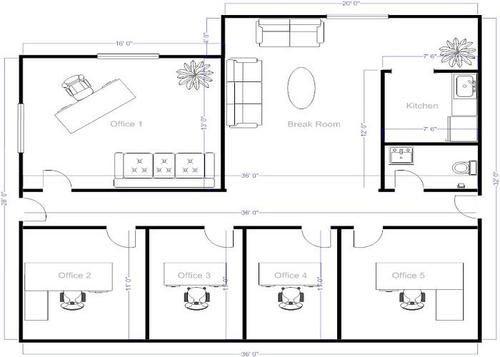 Free Floorplan Template Industrial Manufacturing Remodel Ideas