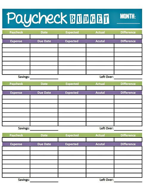 Free Printable Budget Planner Template Pin by ashley S World On Bud Binder