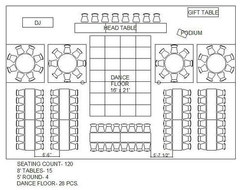 Free Wedding Floor Plan Template event Planning Floor Plans Guest Lists It Says It S A