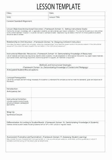 History Lesson Plan Template History Lesson Plan Template Luxury Us History Lesson Plan