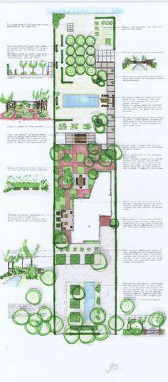 Landscaping Plan Template 22 Gardening Ideas