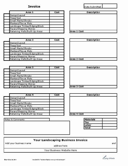 Landscaping Plan Template Landscaping Business Plan Template Lovely Landscaping