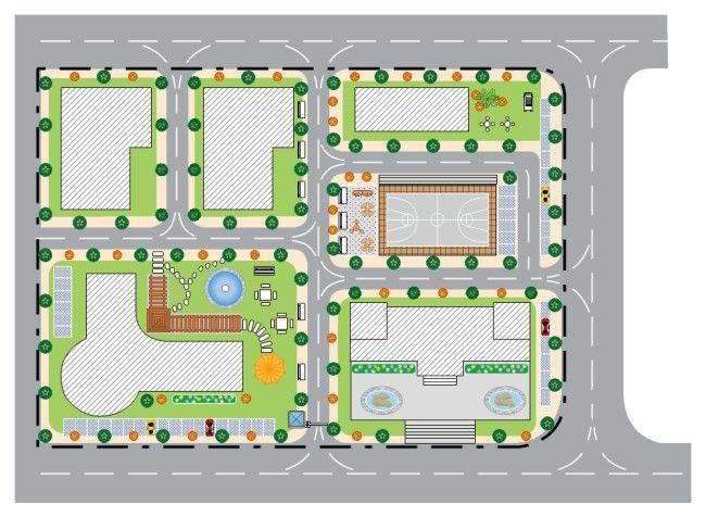 Landscaping Plan Template Landscaping Plan Template Inspirational Neighborhood