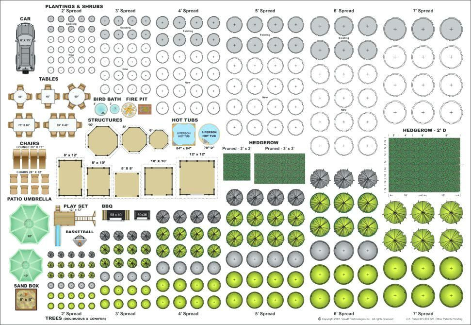 Landscaping Plan Template Pin On Landscaping