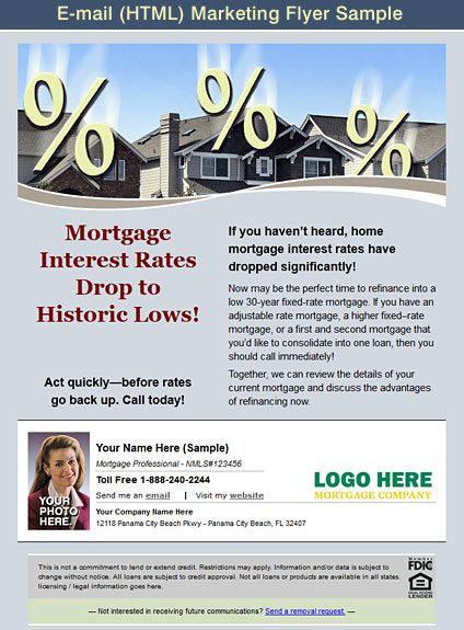 Loan Officer Marketing Plan Template Mortgage Marketing Flyers Loan Ficer Marketing Mortgage