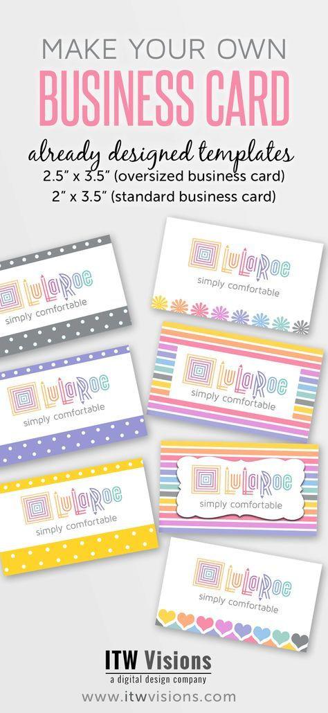 Lularoe Business Plan Template Lularoe Size Card Lularoe Business Card Ideas Lularoe