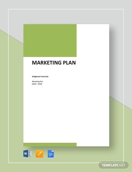 Marketing Plan Template Google Docs Free Basic Work Plan Word Google Docs