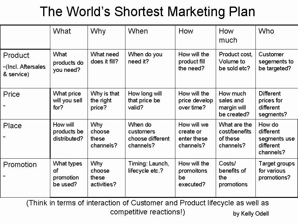 Marketing Plan Template Word Simple Marketing Plan Template Word Fresh Best S